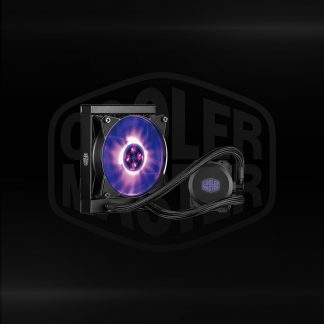 Buy Coolermaster MasterLiquid ML120L (RGB1.0) Cooler in Bangalore, India