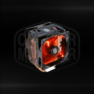 Buy Coolermaster Hyper 212 LED Turbo Red Cover Cooler in Bangalore, India