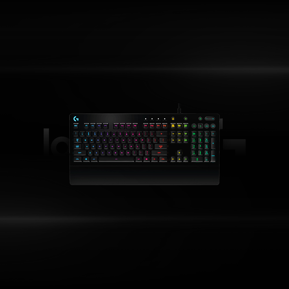 Buy Logitech G213 PRODIGY gaming Keyboard in Bangalore, india