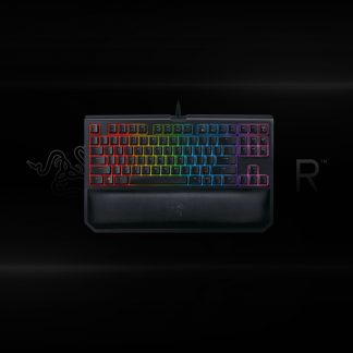 Buy RAZER BLACKWIDOW TOURNAMENT EDITION CHROMA V2 MECHANICAL GAMING KEYBOARD US Layout in Bangalore, india