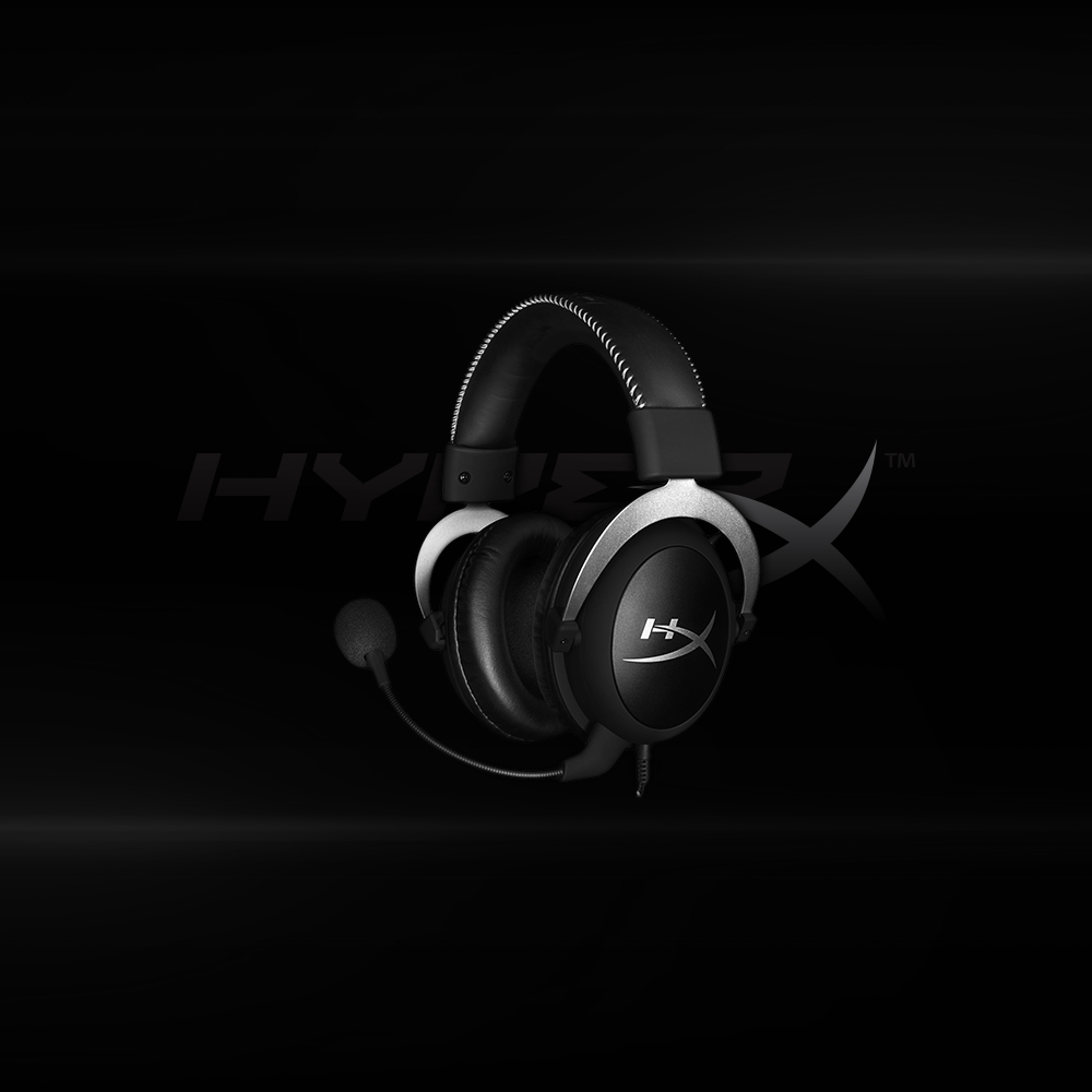 Buy Hyperx Cloud silver Gaming Headset in Bangalore, India