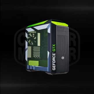 Buy Coolermaster MasterCase Pro 5 Nvidia Edition CABINET in Bangalore, India