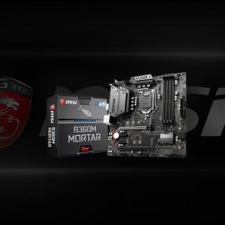 Buy MSI B360M MORTAR MOTHERBOARD in Bangalore, India
