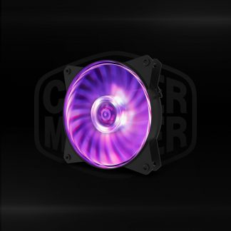 Buy Coolermaster MASTERFAN MF120L RGB in Bangalore, India