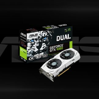 Buy Asus DUAL GTX1060 O3G Graphic card in Bangalore, India