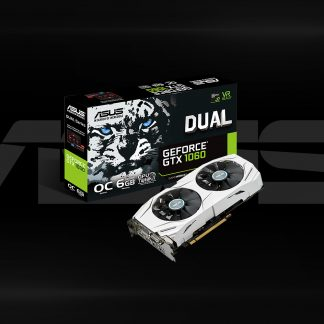 Buy Asus DUAL-GTX1060-O6G Graphic Card in Bangalore, India