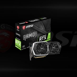 Buy Msi GeForce RTX 2070 ARMOR 8G OC Graphics Card in Bangalore, India