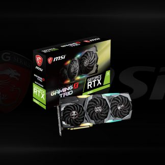 Buy Msi GeForce RTX 2080 GAMING X TRIO Graphics card in Bangalore, India