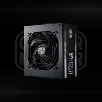 Buy Coolermaster MWE Gold 650 Full Modular Power Supply in Bangalore, India